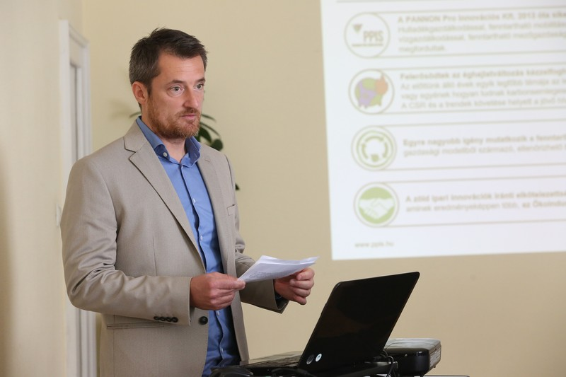 Zentkó László - Pannon Pro Innovációs Kft.